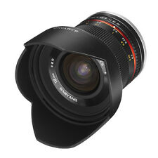 NEU Samyang (Walimex Pro) 12mm f/2,0 NCS CS Objektiv für Micro Four Thirds