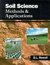 Soil Science: Methods & Applications-ExLibrary