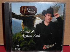 Hilario Terrazas - Como el Aguila Real CD Rare LATIN