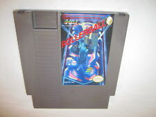 RollerBall (Nintendo NES) Game Cartridge Very Nice!