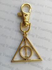 Goldton SCHLÜSSELRING Harry Potter Und Die Heiligtümer Des Todes