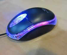 USB 3D Optical Scroll Mouse 1000 DPI For Laptop Desktop PC - 1 Year Warranty