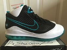NIKE AIR MAX LEBRON 7 VII NFW RED CARPET sz 8.5 383578 101 112 WTT PE SAMPLE