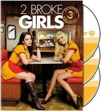 2 Broke Girls: The Complete Third Season - 3 DISC SET (DVD Used Very Good)