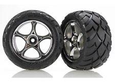 Traxxas Reifen Anaconda 2,2 hinten auf Chrome-Felge - TRX2478R