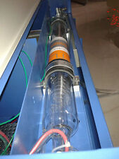 40W Laser Tube Water Cool 70cm For CO2 Engraving cutting engraver machine 110V