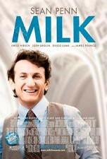 POSTER MILK SEAN PENN GAY RIGHTS EMILE HIRSCH MOVIE BIG