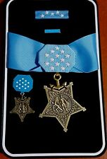 US Navy MEDAL OF HONOR + GIFT Mini medal - SET SPECIAL -
