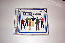 pulp mis-shapes 4 tracks cd single