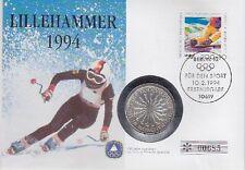 BRD 10 Mark Numisbrief Olympiade 1972, Sporthilfe