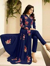 Indian Pakistani Designer Anarkali Dress