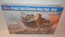 Hobby Box 1:35 French Saint-Chamond Heavy Tank - Early #83858 NIB