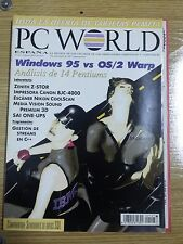 Revista PC WORLD Nº 107 febrero 1995  Vintage