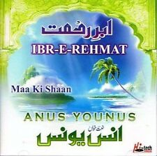 ANUS YOUNUS - ABRE REHMAT - MAA KI SHAAN - CD - FREE UK POST