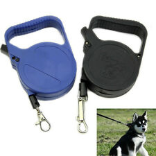 3M 10ft Pet Retractable Extending Lockable Pet Dog Walking Automatic Leash Lead