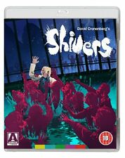 Shivers - Paul Hampton - New Blu-Ray & DVD