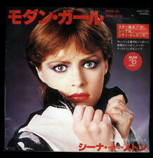 "JAPAN:SHEENA EASTON - Modern Girl/Paradox  7"" 45 RPM 80's POP,rare"