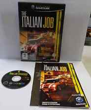 NGC Console Gioco Game NINTENDO GAMECUBE PAL Play ITALIANO THE ITALIAN JOB Eidos