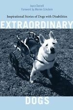 Extraordinary Dogs: Inspirational Stories of Dogs with Disabilities-ExLibrary