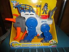 ALPHA WALKER IMAGINEXT VEHICLE FROM FISHER PRICE, NEVER OPENED