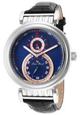 Lucien Piccard Polaris Dual Time Mens Watch 10619-03-RA