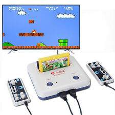 Console Video Games + 400 games + two Handle Control Game Kids Child Gift