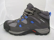 Salomon MANILA MID GTX M Men's hiking shoes UK 7.5 US 8 EUR 41.1/3 REF GC (c)