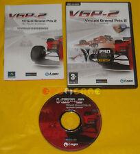 VIRTUAL GRAND PRIX 2 Pc Versione Ufficiale Italiana VGP »»»»» COMPLETO