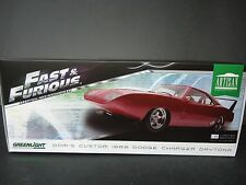 Greenlight Dodge Charger Daytona Custom 1969 Fast and Furious 1/18