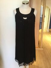 Stills Dress Size 12 BNWT Black RRP £176 Now £59