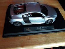 MAISTO 1/18 AUDI R8 GT - 2010 36190S