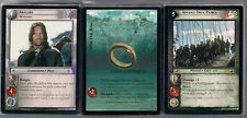 LOTR CCG TCG The Two Towers Complete Set 365