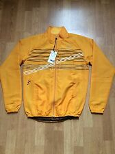 Fila Vintage Retro Golden Orange Tracksuit Jacket/Top. Size M/50.