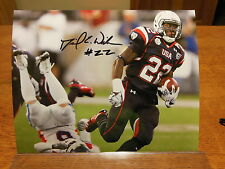 DAVID WILSON HS TEAM USA SIGNED 8X10 VIRGINIA TECH NEW YORK GIANTS