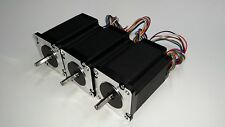 3pcs Nema 23 Stepper Motor 8-lead Brand New!