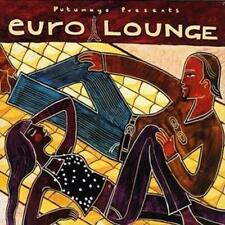 Various Artists : Putumayo Presents Euro Lounge CD (2003)