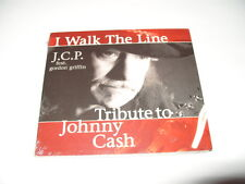J.C.P. - I Walk the Line (Tribute to Johnny Cash, 2006) CD -DIGIPAK-NEW-FREEPOST