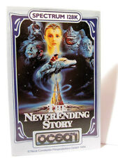RETRO SPECTRUM CASSETTE GAME -THE NEVERENDING STORY 128 K  + 2