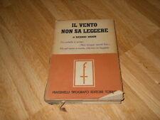 IL VENTO NON SA LEGGERE - R.MASON - FRASSINELLI 1948   (X8)