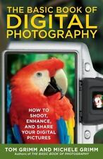 The Basic Book of Digital Photography: How to Shoot-ExLibrary