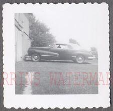 Vintage Car Photo 1947 1948 Oldsmobile Olds Convertible 700270