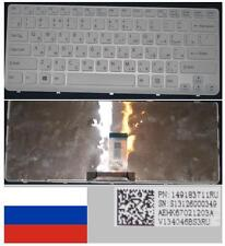 Clavier Qwerty Russe SONY SVE14, AEHK67021203A, V1340468S3, 149183711 Blanc