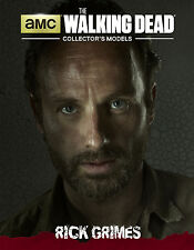The Walking Dead Figure Magazine #1 Rick Grimes 2015 Eaglemoss AMC