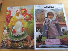 LITTLE BO PEEP & FRIENDS: 10 Knitting Patterns for Dolls Based on Nursery Rhymes