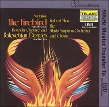 Borodin, Stravinsky, Stravinsky: The Firebird Suite; Borodin: Music from Prince