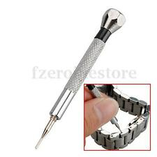 Watch Band Bracelet Strap Link Pins Spring Bars Remover Punch Repair Kits Tool