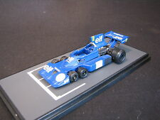 Western Models (Built Kit) Tyrrell Ford P34 1975 1:43 6 Wheel Prototype (LS)