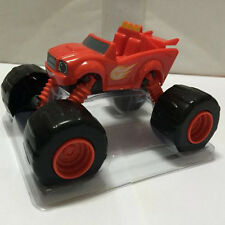 Hot Deform Blaze and the Monster Machines Transformation Vehicle Cars Toy C002