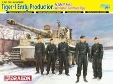 1/35 DRAGON Tiger I Early Production Michael Wittmann's Command Tank #6730