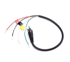USB Micro to AV Out Cable for SJ4000 Helmet Action Camera for FPV Tx